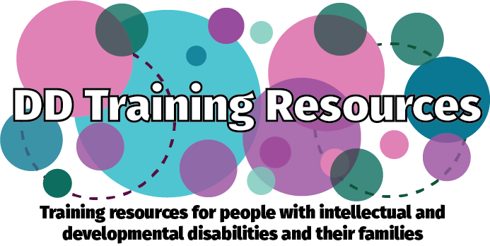 DD Training Resources